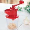 Multi function Mincer High Quality garlic chooper/crusher kitchen Helper garlic spread stirrer garlic twist/ Mincer