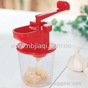 Multi function Mincer High Quality garlic chooper/crusher kitchen Helper garlic spread stirrer garlic twist/ Mincer