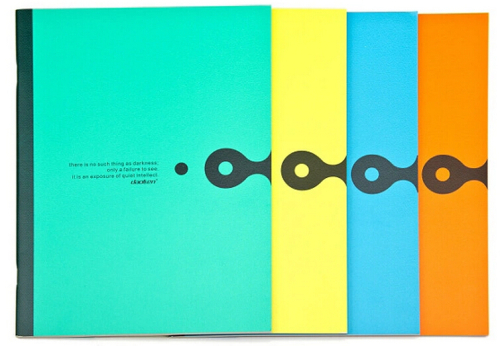 Colorful Wide Ruled Wireless Composition Notebook-40sheets