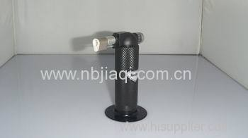 Refillable butane micro torch