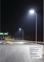 Cast Aluminum Light Pole