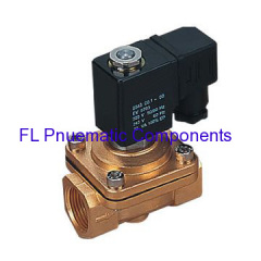 China Brass Solenoid Valve
