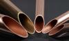 Inner grooved copper pipe