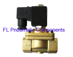2/2 Way Brass Valves