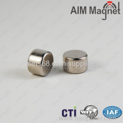Iron Boron NdFeB Round Magnet d22mm