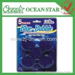 Wholesale 50g*5pk blue bubble design