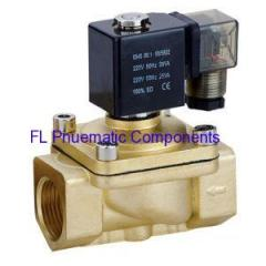 Brass Solenoid Valve Supplier