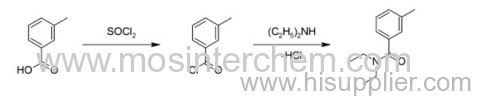 M-Toluic Acid (CAS: 99-04-7) m-Methylbenzoate; m-methylbenzoic acid; m-toluylic acid; beta-methylbenzoic acid;