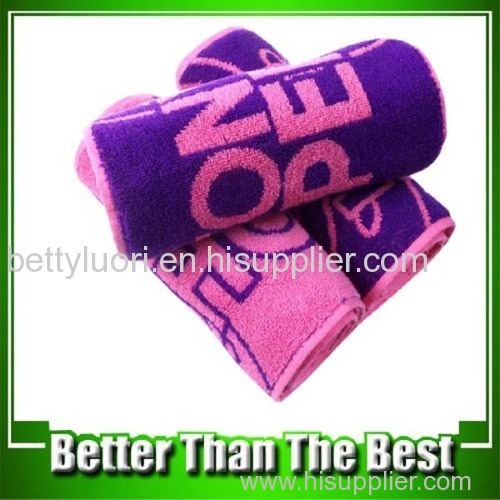 Cotton Printed Sports Towel