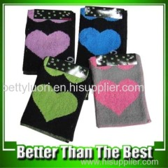 Cotton Yarn-Dyed Hand Towel