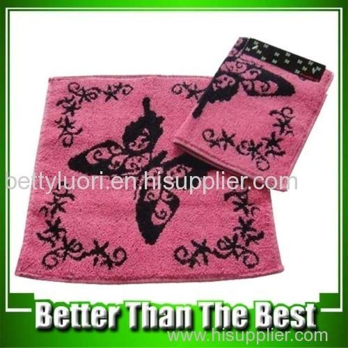 Yarn-Dyed Cotton Hand Towel