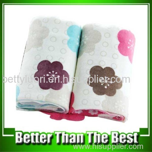 100% Cotton Printed Face Towel