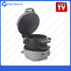 Sandwich Maker Egg cooking with cheese and precooked meat Breakfast Maker