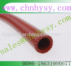 fabric braided rubber hose