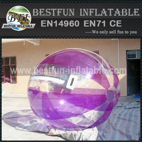 Popular durable inflatable water ball for summer