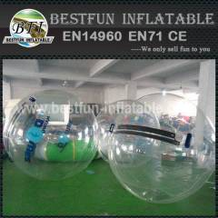 Used Inflatable Walking Ball with TIZIP