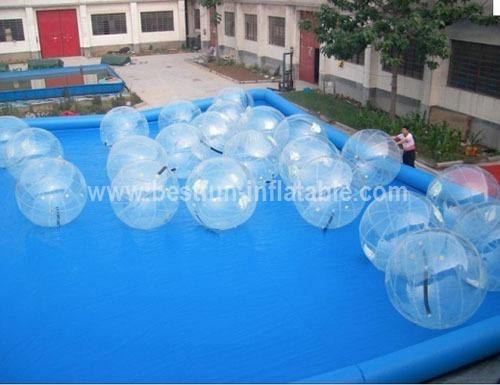 Best-selling Inflatable Water Ball with Factory Price