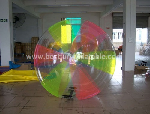 2014 Hot Sale Green Inflatable Water Walking Ball