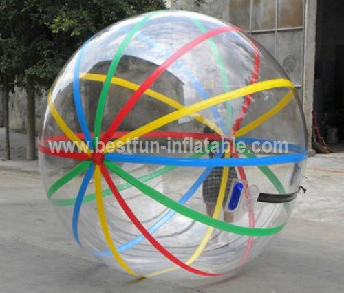 HOT sale inflatable lucency magic water ball