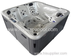 Spa tub Outdoor spa pool for 5 person