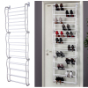 36 pairs 12tiers Shoe storage cabinet organizer over the door