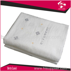 Cotton Embroidery GYM Towel