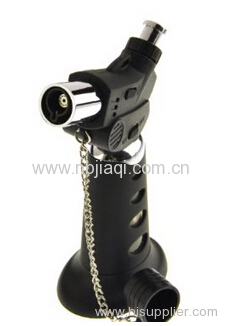 Butane pocket torch/Flame Butane Torch-Black