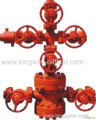 Oil Wellhead Manufacture API Wellhead & X-mas Tree