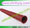 unreinforced flexible radiator hose