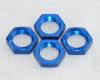 Wheel nut for gas car model 1/5
