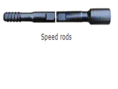 Extension Speed Drill Rod