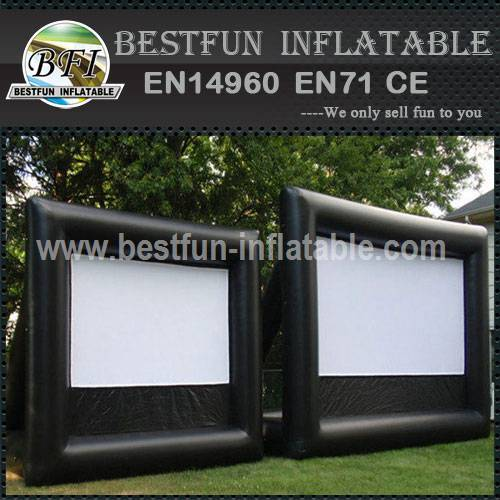 Factory Custom Inflatable Movie Screen