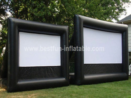 Diamond Quality Outdoor Inflatable Movie Screen