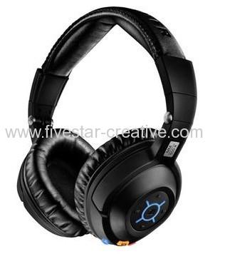 Sennheiser MM550-X Around-Ear Foldable Wireless Bluetooth Travel Headphones