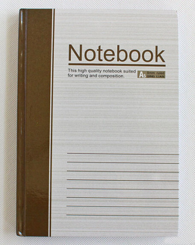 A5 Ruled Hardback Classic Composition Notebook/Journal