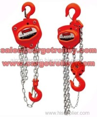 Manual chain hoist price list