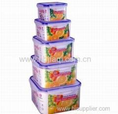 Protects fresh box(keep fresh container)