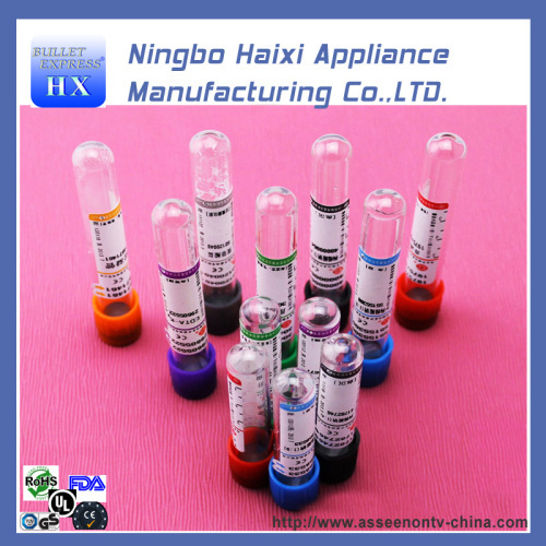 disposable vacuum blood collection tube machine