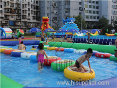 popular inflatable water games / water toys / inflatable water sports game