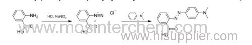 Methyl Red (CAS: 493-52-7) Methyl red chloride; C.I. Acid Red 2; C.I. Acid Red 2 (8CI); O-Methyl red; CI NO 13020;
