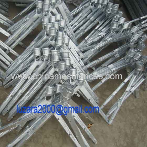 Hot Dipped Galvanized Extension V Arms From China