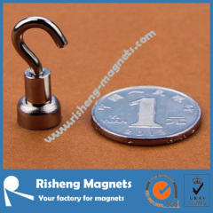 D10mm neodymium magnet industrial magnets earth magnets made s hooks
