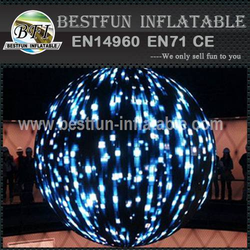 Blue entrance inflatable zorb ball for sale