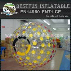 Low Price Football Inflatable Body Zorb Ball