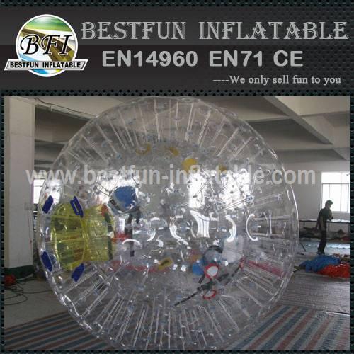 Inflatable human china zorb ball