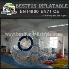 Inflatable kids grass zorb balls