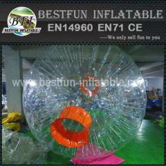 Hot sale inflatable glow zorb ball