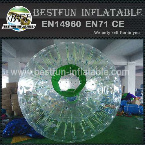 Water grass ground inflatable zorb ball