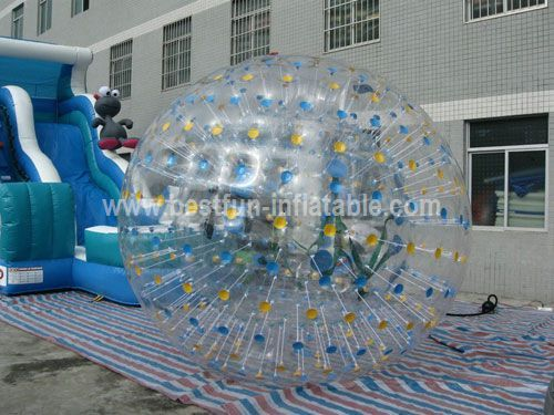PVC Harness Inflatable Zorb Ball for Sale