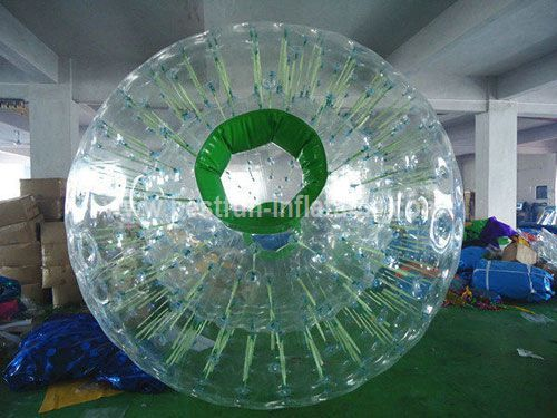 PVC inflatable Nuclear water zorb ball